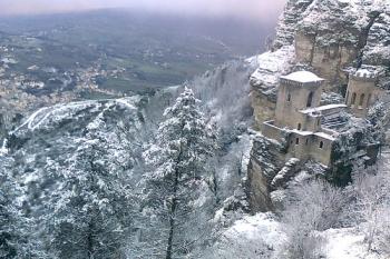 Фото Сицилии в зимнее время года