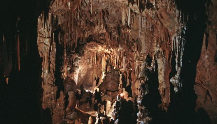 Грот (пещера) гигантов - природная достопримечательность Триеста