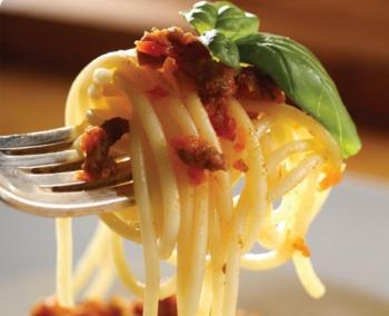 История появления блюда паста под соусом болоньезе