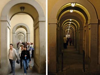 Особенности посещения Коридора Вазари во Флоренции