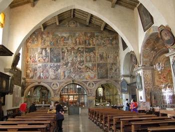История строительства церкви Санта-Мария-делле-Грацие