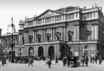 История театра Ла Скала в Милане