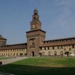 Все факты о величественном Замке Сфорца в Милане