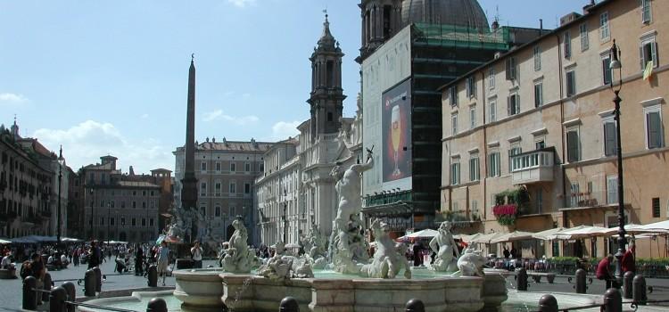 Что посмотреть на Пьяцца Навона в Риме