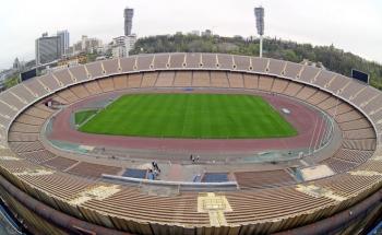 Старый стадион Делле Альпи, на котором играл Ювентус