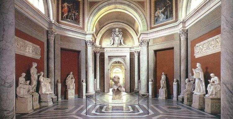 Музей скульптур Пия Климента в Ватикане