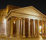 Храм Пантеон в Риме - описание знаменитой достопримечательности