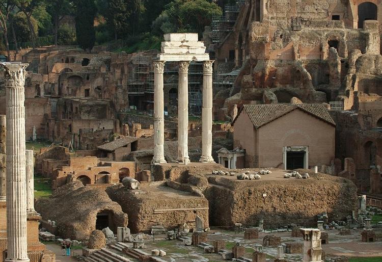 История создания величественного строения Древнего Рима - Римского форума
