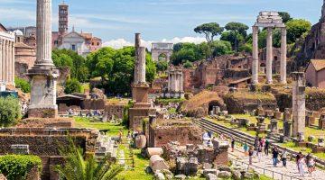 Римский форум - история главной достопримечательности Рима