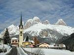 Горнолыжные курорты Италии - зимний отдых в Канацеи