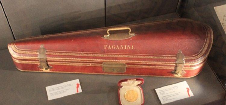 Никколо Паганнини и его знаменитая скрипка, которую он завещал Генуе