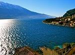 Озеро Гарда - главная достопримечательность Италии