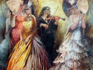 Скрипка Никколо Паганини - о триумфе известного маэстро Италии