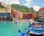 Чинкве Терре - национальный заповедник Италии