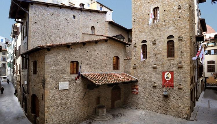 Дом-музей Dante Alighieri - как добраться до знаменитой достопримечательности