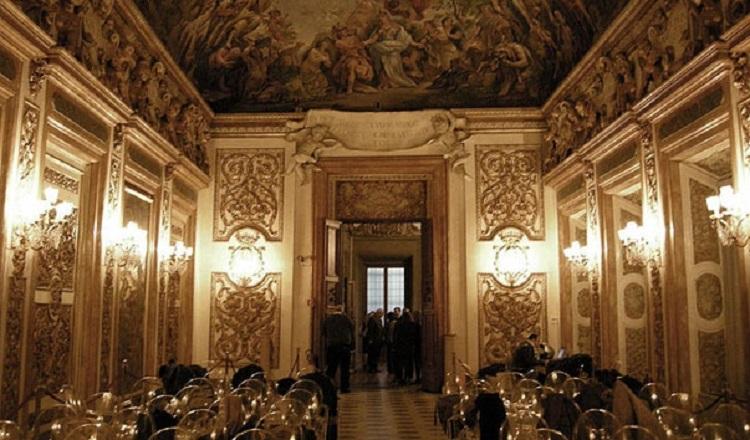 Экскурсия по дворцу палаццо Медичи-Риккарди во Флоренции