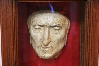 Где находится посмертная маска Данте - адрес музея