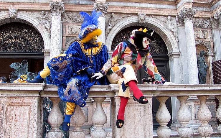 Герои и персонажи Венецианского карнавала - все о традициях праздника