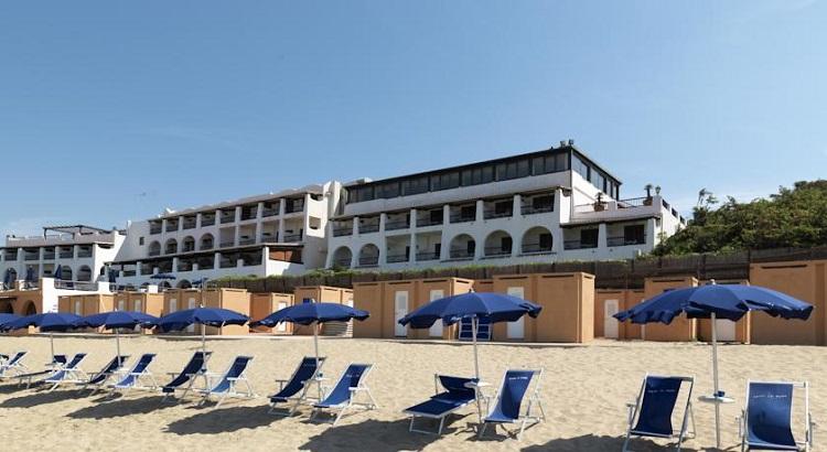 Гламурный курортный городок - Сабаудия, находящийся в Тирренском море