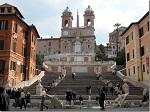 Испанская лестница в Риме - 138 ступеней к успеху