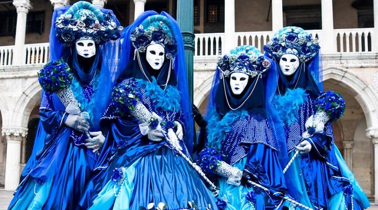 История празднования Венецианского карнавала - несколько интересных фактов