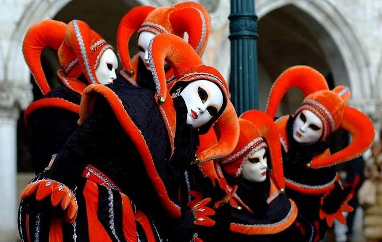 Когда проходит Венецианский карнавал - даты проведения мероприятия