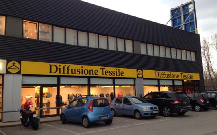 Об аутлетах Милана, в частности «Diffusione tessile»