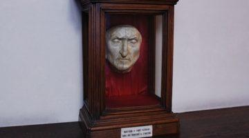 Посмертная маска Данте - история поэта и где находится достопримечательность