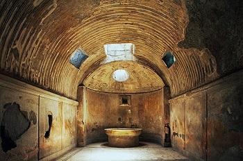 Римские античные бани - термы Каракаллы