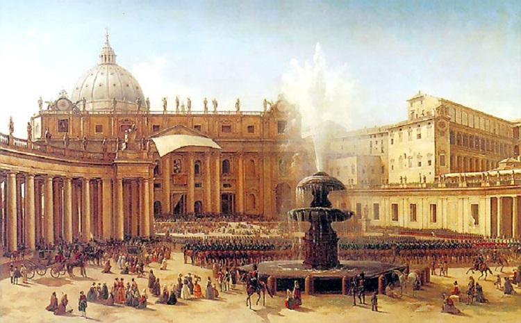 Собор Святого Петра в Риме - история строительства знаменитого сооружения