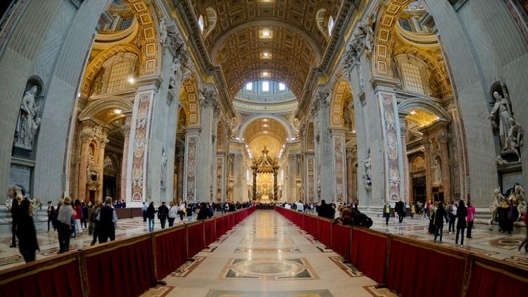 Собор Святого Петра в Риме - время работы и стоимость билетов