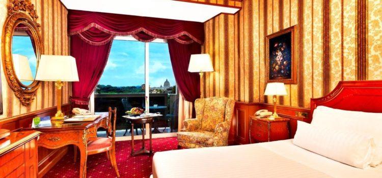 Отели Рима 5*