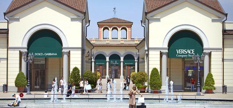 Аутлеты в Милане - аутлет Серавалле, популярный во всем мире