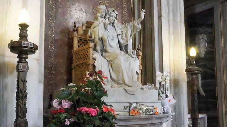 Базилика Санта-Мария-Маджоре и Капелла Сфорца