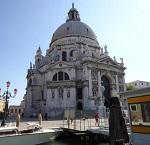 Достопримечательности Венеции - церковь Санта-Мария-делла-Салюте