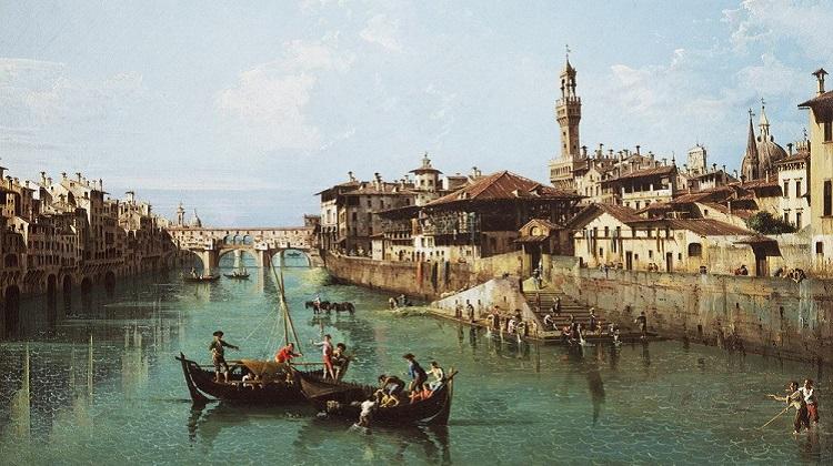 История строительства достопримечательности Флоренции - Понте Веккьо