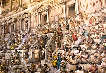 Мифы об основании Рима - происхождение известной легенды о Ромуле и Реме