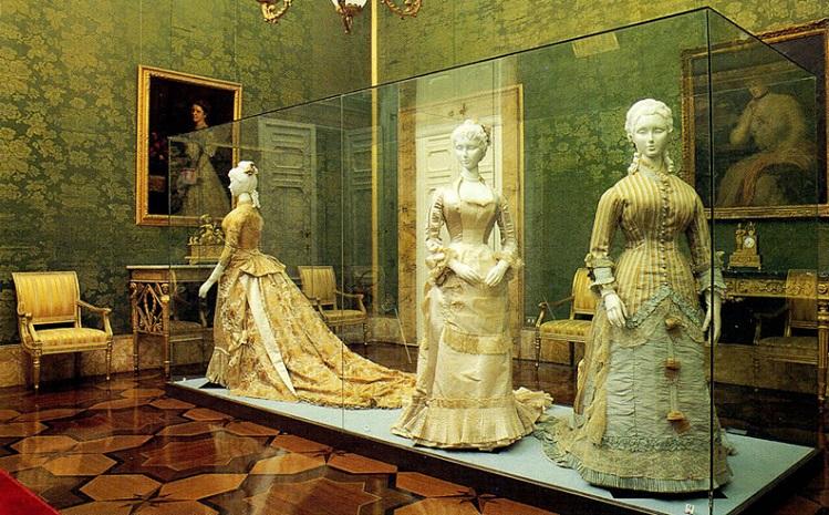 Музей Костюма в знаменитом итальянском дворце - Палаццо Питти