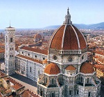 Санта Мария дель Фьоре - знаменитая достопримечательность Флоренции