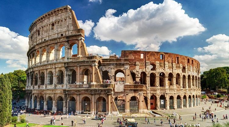 Где находится Колизей - самая главная достопримечательность Рима