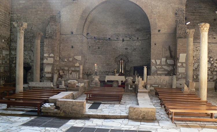 Катакомбы Домициллы - как выглядит древнее сооружение Рима