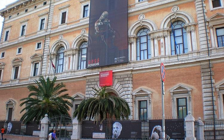 Национальный Римский музей - где находится и сколько стоят билеты