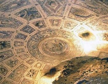 Пещера Ромула и Рема в Италии, где их вскормила Капитолийская волчица