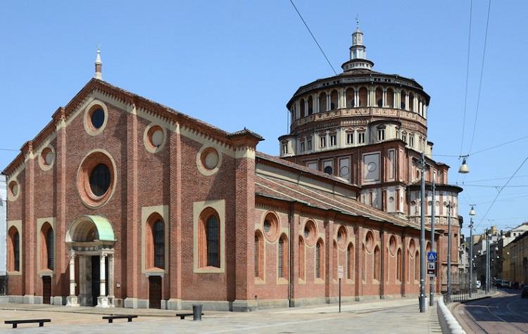Что посмотреть в Милане - базилика Святого Амвросия