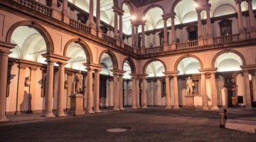 Что посмотреть в Милане - знаменитый музей Пинакотека Брера