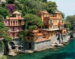Портофино - знаменитый туристический город Италии