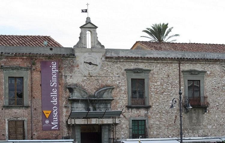 Музей деи Синопий на площади чудес в Пизе и что можно там увидеть