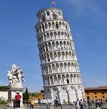 Пизанская башня - главная достопримечательность города