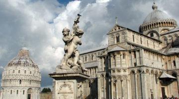 Площадь Пьяцца деи Мираколи - история возникновения главной достопримечательности Пизы