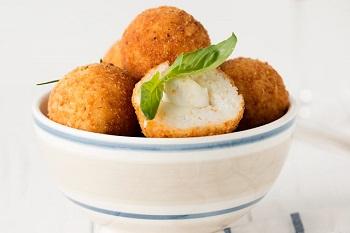 История возникновения популярного итальянского блюда - аранчини